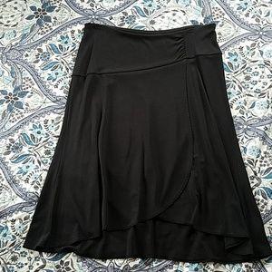 Express ~ Black Fluttery Skirt